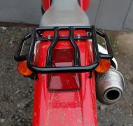 All-welded luggage systems and metal roll bars
