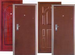 """Бронированные двери """"под ключ"""""""