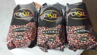 Casfe Natural Caste 50/50 coffee coffee beans Spain Spain