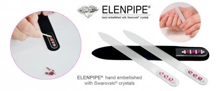 Czech crystal nail files for manicure 5010-5016
