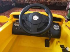 Детский электромобиль MERSEDES SLR-722S