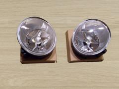 Fog light on Renault Trafic Opel Vivaro