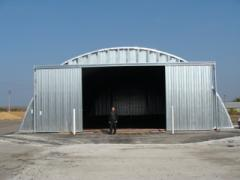 Frameless hangars of all types at an affordable price