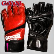 Gloves for karate leather