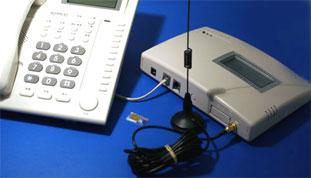 GSM шлюз. FSX термінал PBX-1103