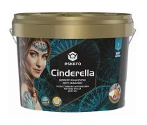 Interior paint for walls Eskaro Cinderella (2.7 litre) Action
