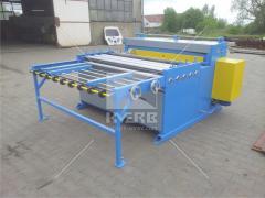Machine for slitting metal Mazanek NPW 1250