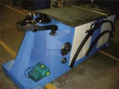 Machines for Assembly of segmented bends Gorelocker