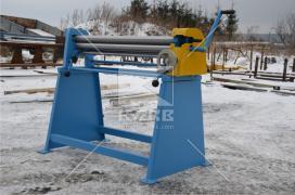 Rollers Polish manufacturer Mazanek ZWR 1300/0,8
