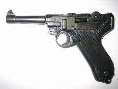 Signal pistol Luger р08