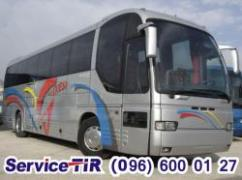 Spare parts for buses