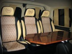 Столик в микроавтобус стол трансформер в авто боковой стол в бус