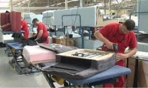 Upholsterer, seamstress work legally in Poland