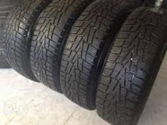 Winter tyres Nexen Winguard Spike 215/60 R16